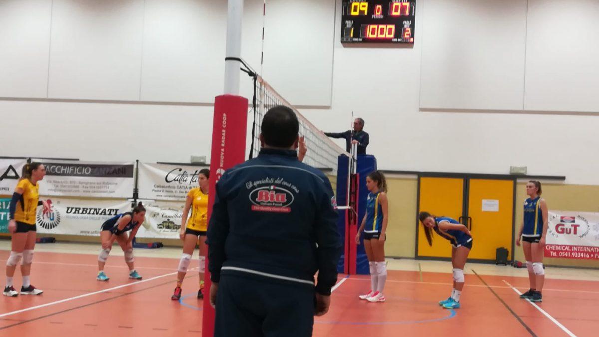 CF - Rubicone In Volley vs Cervia