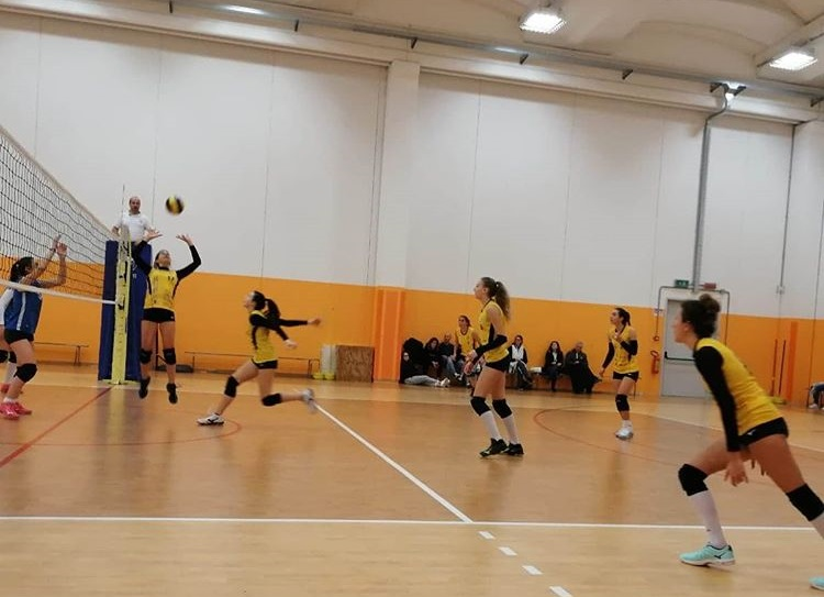 1aDF - Rubicone In Volley vs Viserba Volley