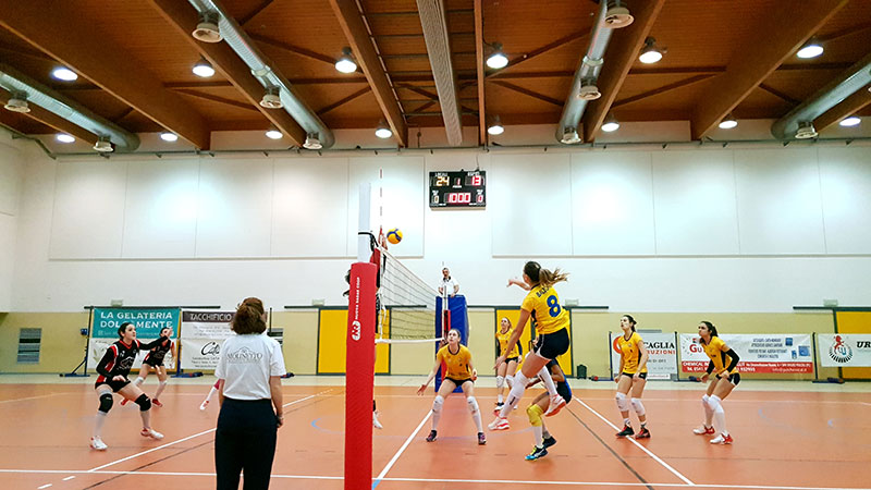 CF- Rubicone In Volley vs Pallavolo Budrio