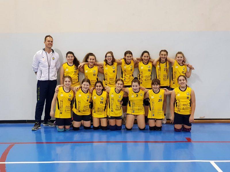 Rubicone In Volley - Under 12 Femminile - 2019-2020