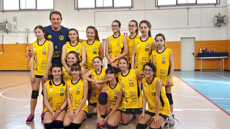 Rubicone In Volley - Under 13 Femminile - 2019-2020